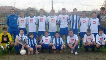 Jesen 2012./2013. škole nogometa
