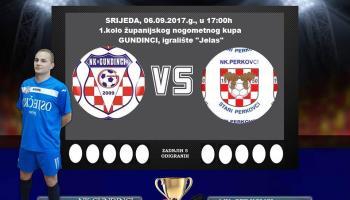KUP: U srijedu kup utakmica sa NK Perkovcima