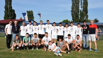 JUNIORI: Treću godinu za redom prvaci 1.ŽNL skupina istok