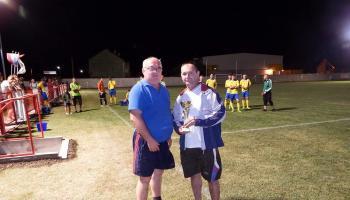 SENIORI: Treće mjesto na turniru u D.Andrijevcima