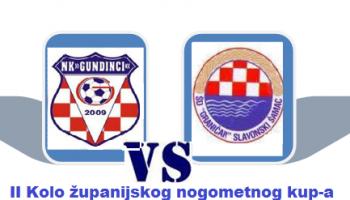 KUP: U 2.kolu kup-a sa Graničarom iz Slavonskog Šamca