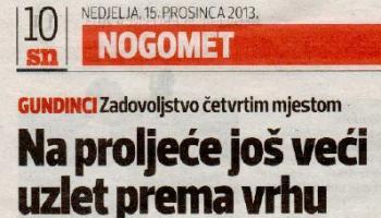 Intervju i osvrt trenera Samardžije za Sportske Novosti